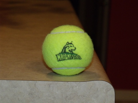 Tennis Ball Wright State