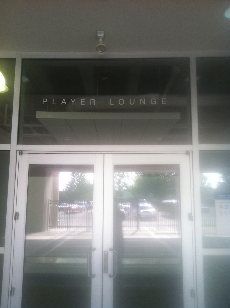 Cincy Masters Tennis - Paul Flory Player Center - Pic #2